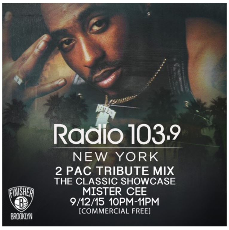 2Pac Tribute Mix