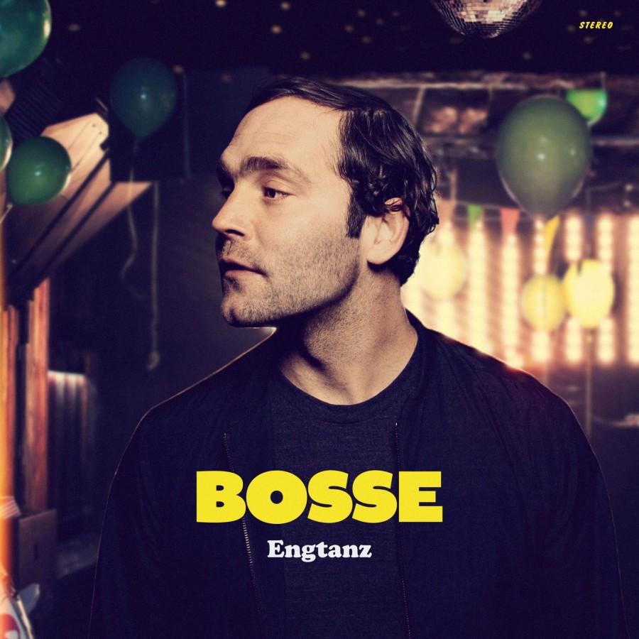 Bosse Albumcover ©VertigoBerlin