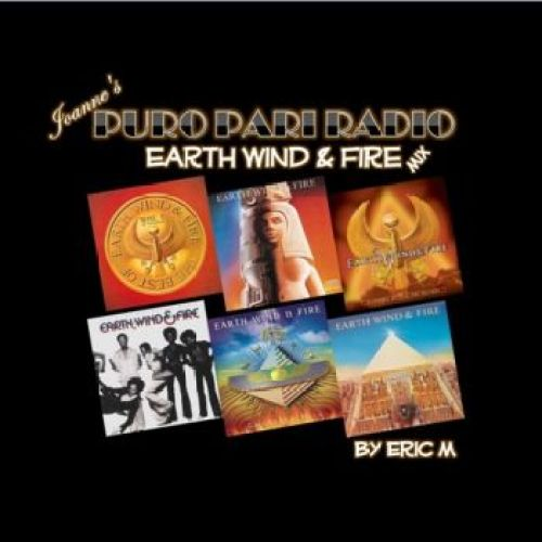 EARTH WIND & FIRE MIX by DJ Eric M
