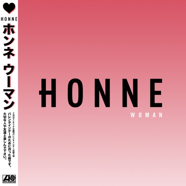 HONNE_WOMAN_COVER