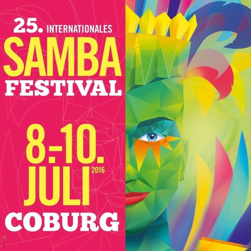 samba festival coburg 2016