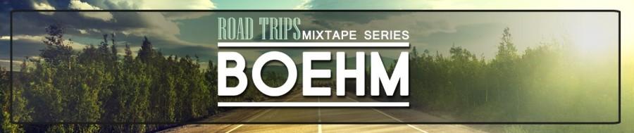 road trip mixtape series