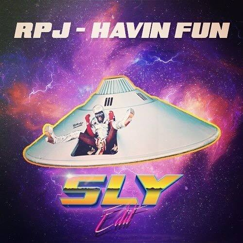 Ray Parker Jnr - Just Havin' Fun (SLY 'Tear the Roof Off' Edit)