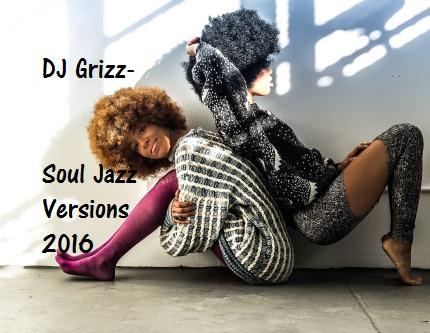Soul Jazz Versions 2016