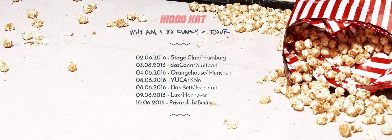 kiddo kat tour