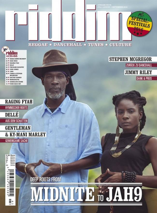 riddim magazin 07 08 09 2016