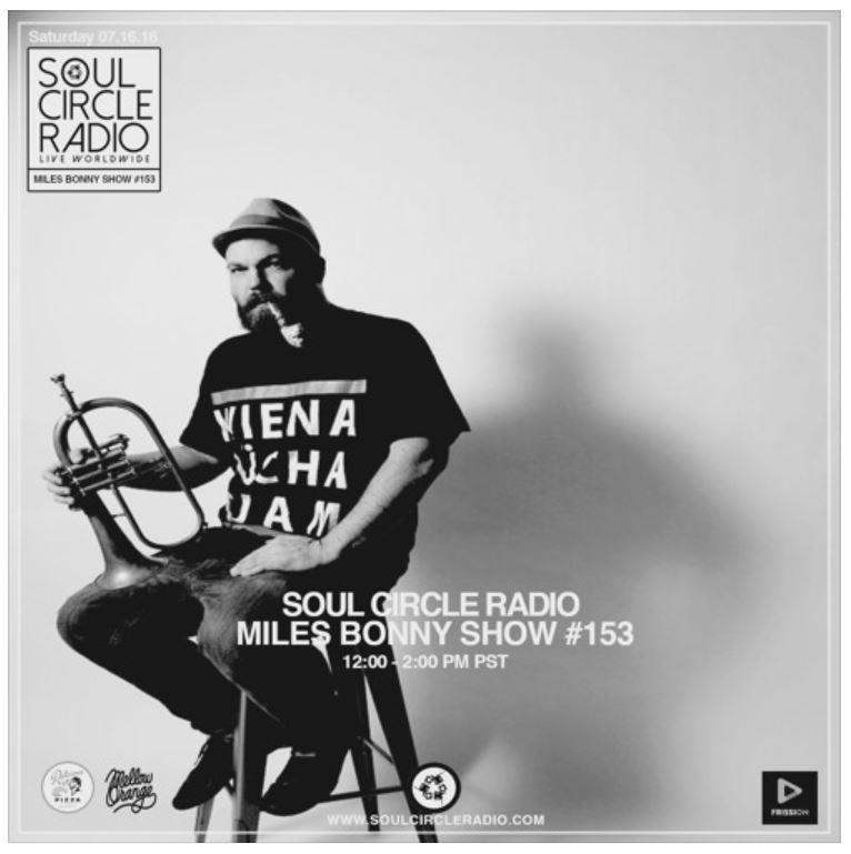 Miles Bonny Show #153