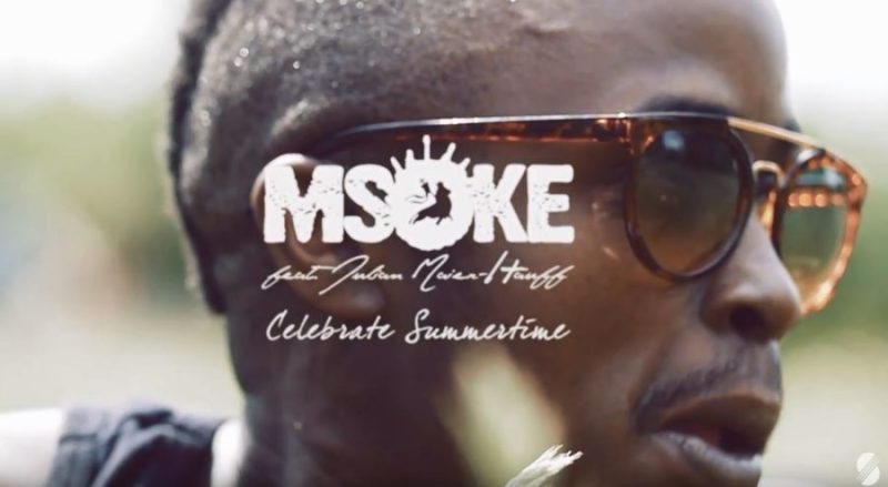 Msoke feat. Julian Maier-Hauff Celebrate Summertime (Official Music Video)