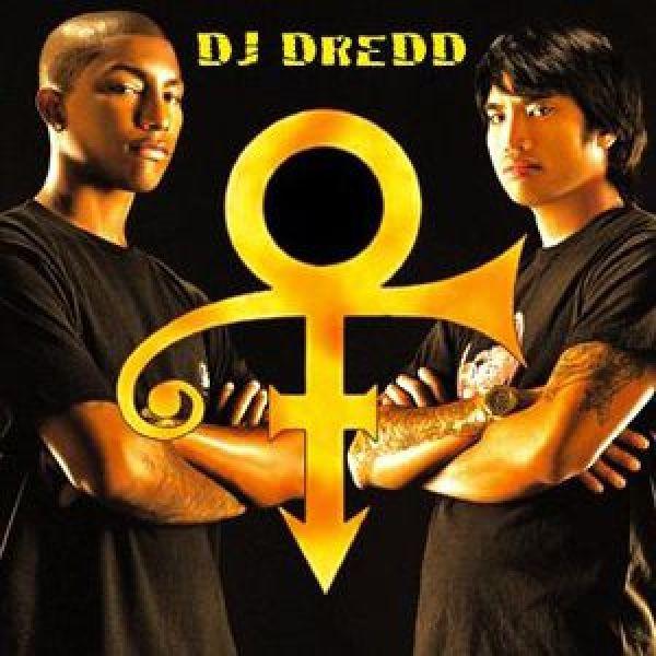 Prince meets Pharrell