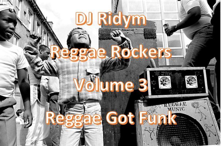 Reggae Rockers Got Funk