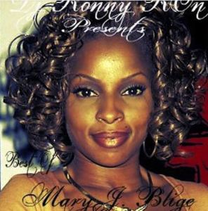 Dj Ronny Ron presents The Best of Mary J Blige // free mixtape