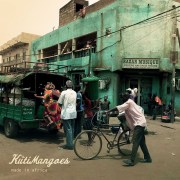 Happy Releaseday: The KutiMangoes - Made in Africa (EPK + Album snippets)