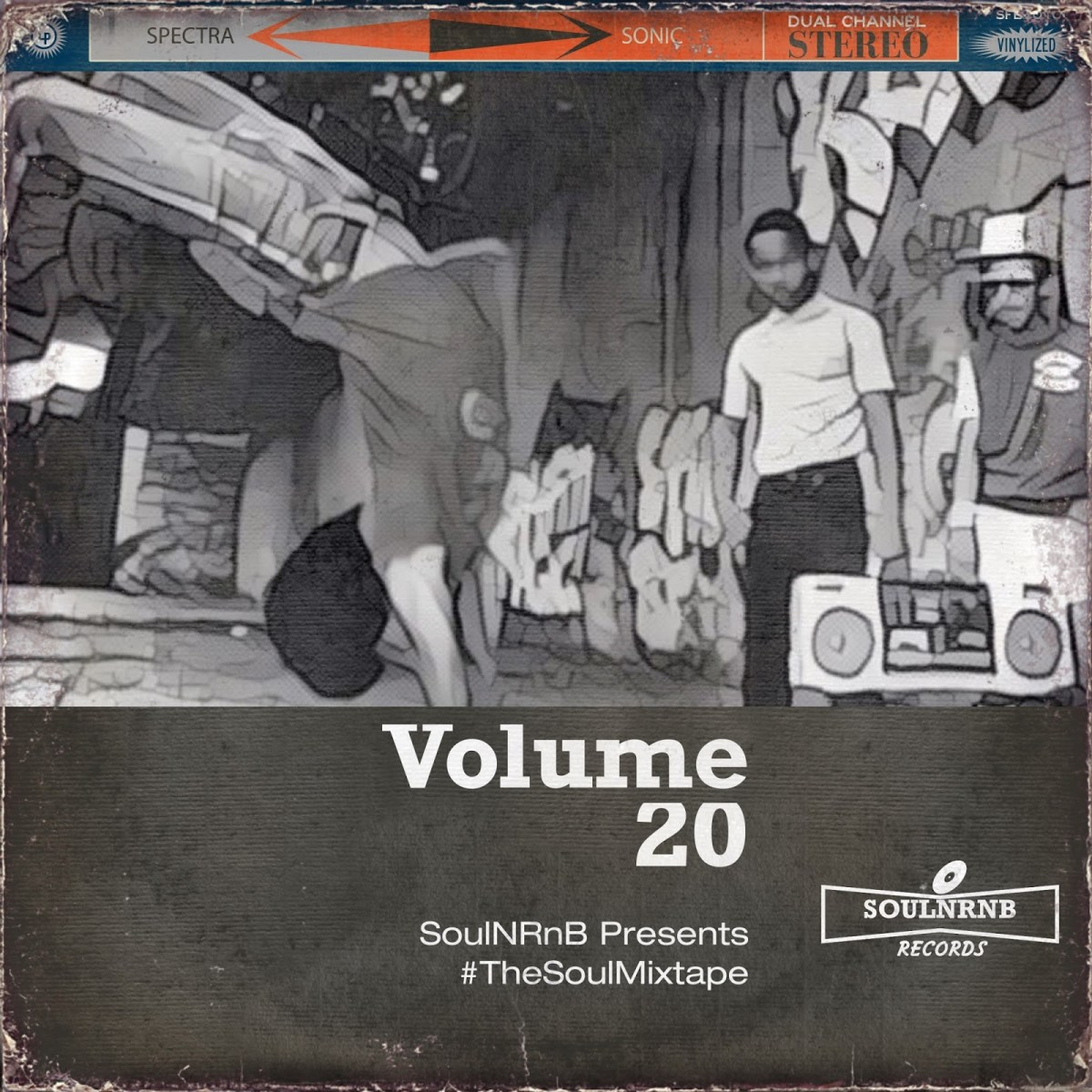 NUWAVERADIO PRESENTS #THESOULMIXTAPE NO.20