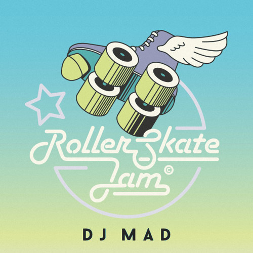 DJ MAD - RollerSkateJam PromoMix 07.01.2017 - free download