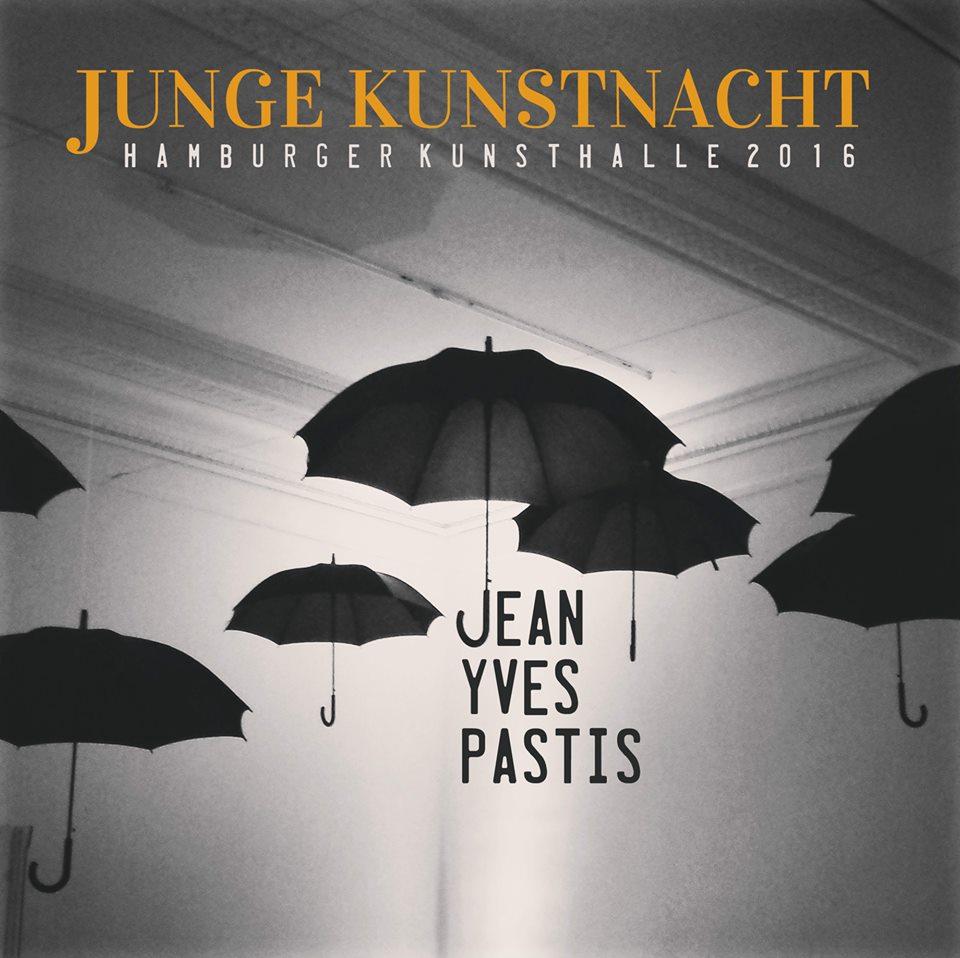 Junge Kunstnacht 2016 by Jean Yves Pastis // free DJ Live Set