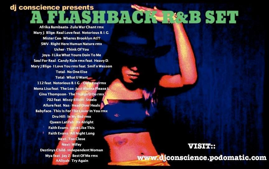 Das Sonntags-Mixtape: A Flashback R'n'B-Set // free download