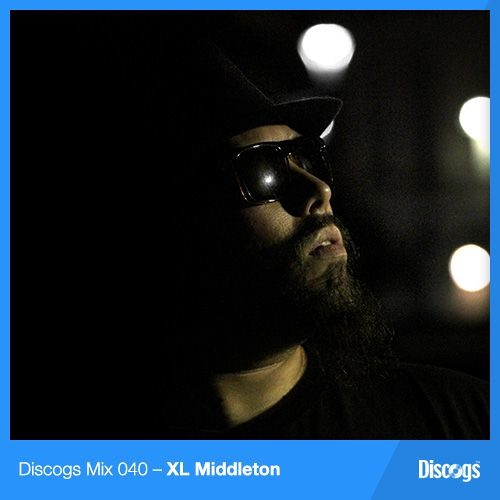 Discogs Mix 40 - XL Middleton // free download