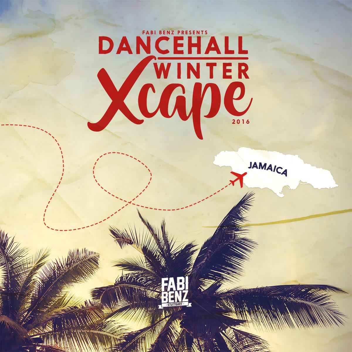 Dancehall Winter Xcape Mix (explicit) mixed by Fabi Benz
