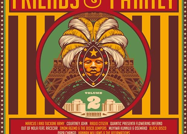 paris djs soundsystem presents friends family vol 2 free podcast soulguru. Black Bedroom Furniture Sets. Home Design Ideas
