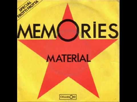 Klassiker: MATERIAL featuring Whitney Houston & Archie Shepp - Memories (1982)
