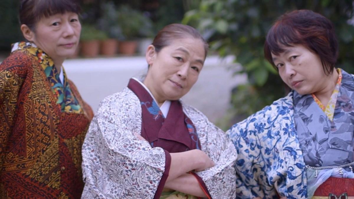 Japanische Omas tanzen zu 24K Magic von Bruno Mars (Video)