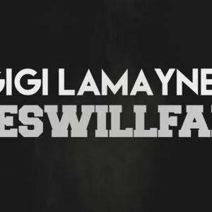Gigi LaMayne - Fees Will Fall (AUDIO VISUAL) GRADUATION CLASS OF 15.