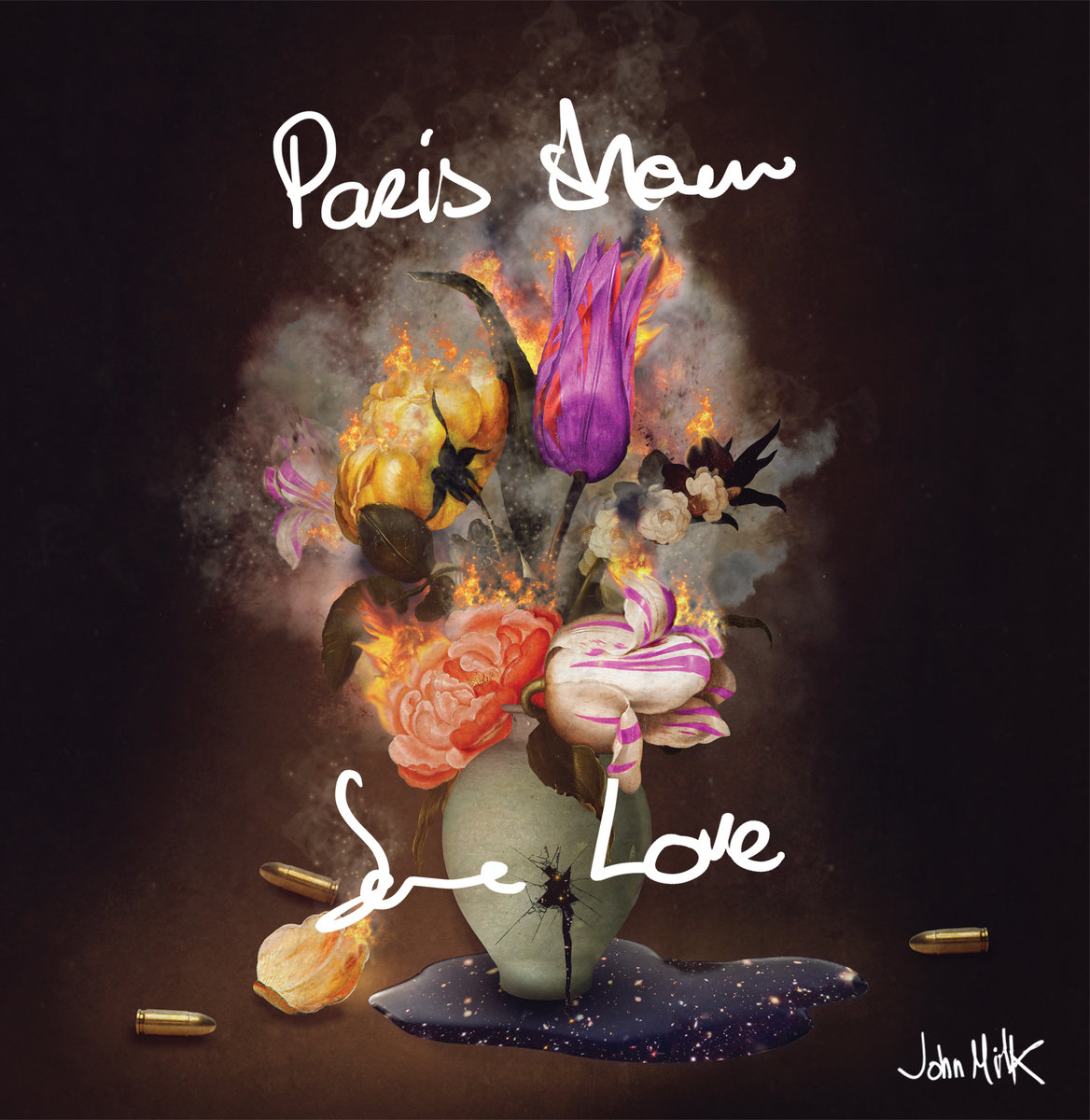 Happy Releaseday: John Milk meldet sich mit PARIS SHOW SOME LOVE zurück!