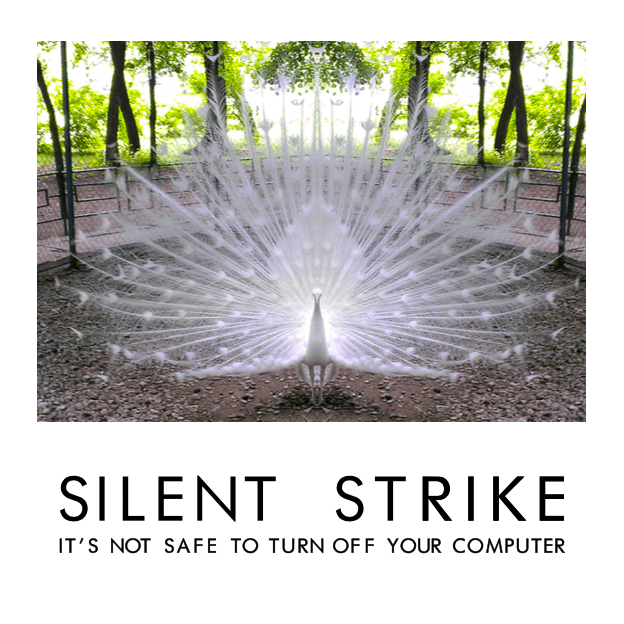 Silent Strike - It`s Not Safe To Turn Off Your Computer (feat. EM) [Video] // + Album Preview