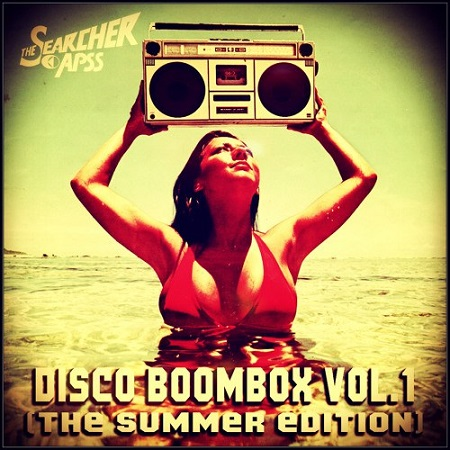 MIXTAPE: Disco Boombox Vol.1 (The Summer Edition) [free download]