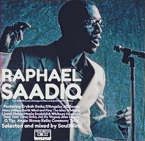 #TheSoulMixtape - The Definitive Raphael Saadiq Productions