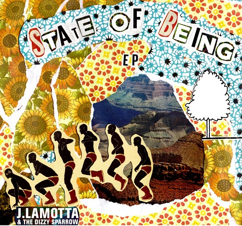 TIPP: J.Lamotta すずめ & The Dizzy Sparrow - State Of Being EP (4 Videos + full EP stream)