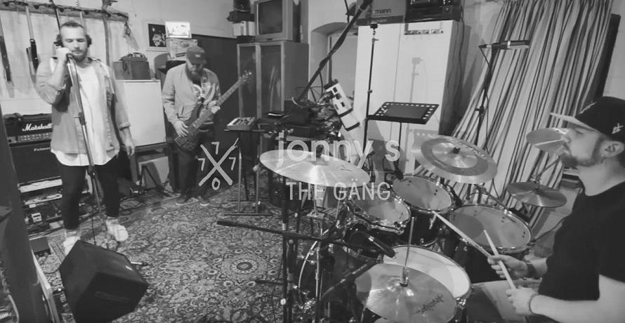 Videopremiere: Jonny S & The Gäng - Absprung