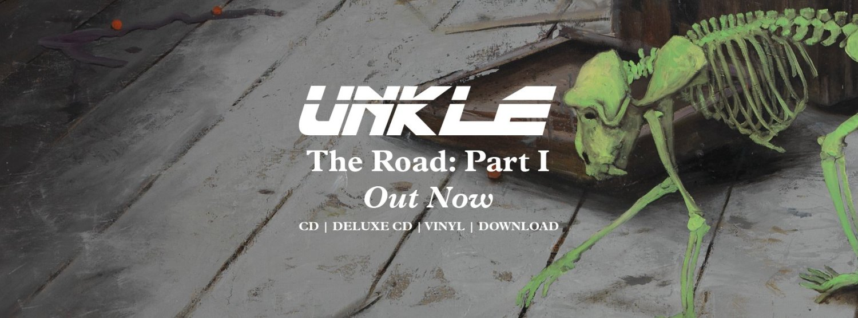 """James Lavelle meldet sich mit seinem fünften UNKLE-Album """"The Road pt. 1"""" zurück! // Video + full Album stream"""