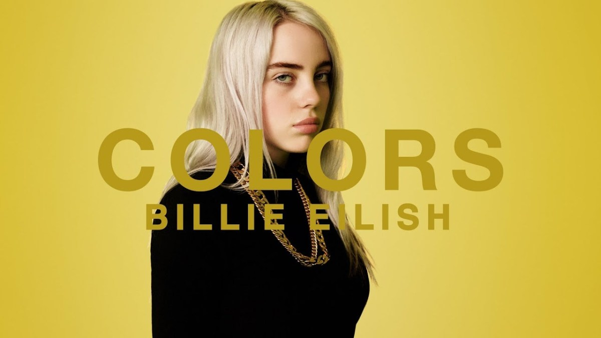 A COLORS SHOW: Billie Eilish - watch (Video)