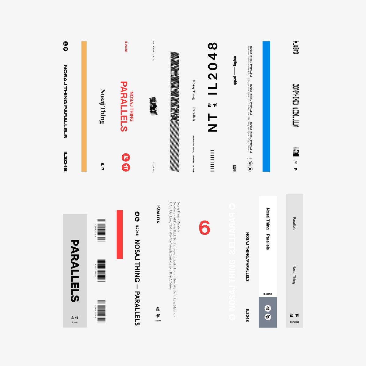 """Nosaj Thing veröffentlicht mit """"Parallels"""" sein bisher vielfältigstes und lebendigstes Werk // full Album stream"""