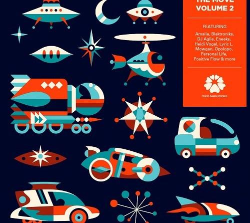 Tokyo Dawn Records – The Move Volume 2 // full stream
