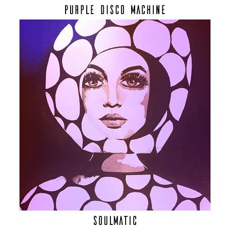"""Mit """"Soulmatic"""" veröffentlicht einer der gefragtesten Disco-House-Acts heute sein Debütalbum: Purple Disco Machine // Video + full Album stream + Tourdaten"""