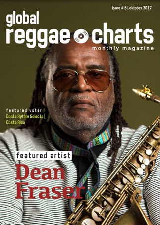 #GRC - Global Reggae Charts – Issue #6 / Oktober 2017
