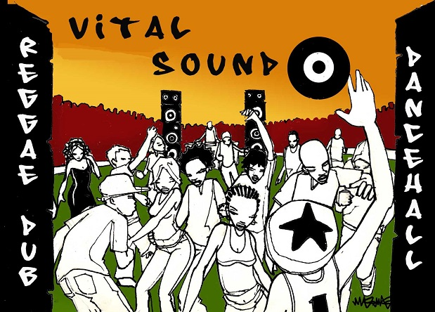 Vital Sound - Roots and Culture Reggae Mix #4