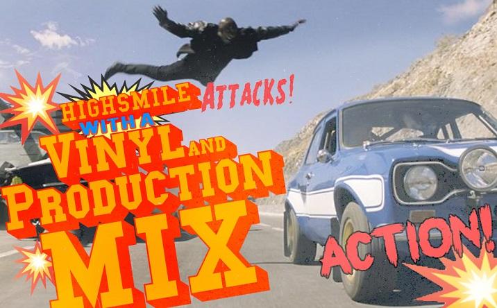 High Smile Hifi Attacks Vol. 4 – free mixtape