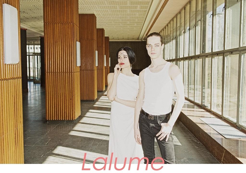 Videopremiere: LALUME - JUNO