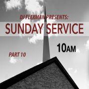 DJ Flexman presents: SUNDAY SERVICE Part 10 (GOSPEL-Mixtape)