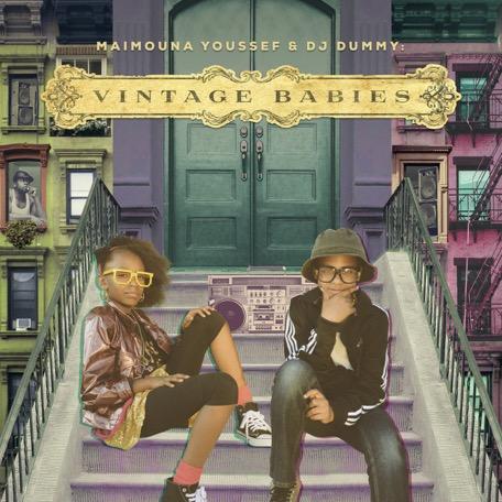 The Vintage Babies überzeugen mit ihrem gleichnamigen Debütalbum auf voller Länge! // full Album stream
