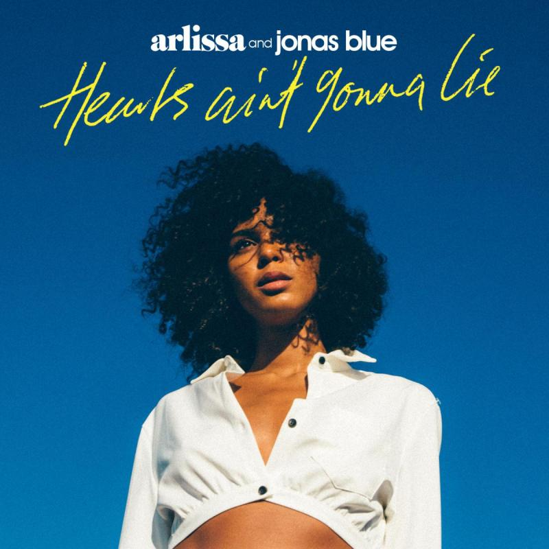 Arlissa & Jonas Blue - Hearts Ain't Gonna Lie (official Video)