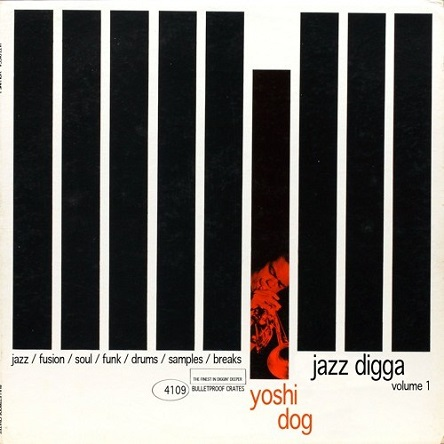 Bulletproof Crates Recordings Present: Yoshidog - Jazz Digga Volume 1