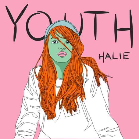 Die 17-jährige HALIE aus Norwegen veröffentlicht heute ihre neue Single 'Youth'!