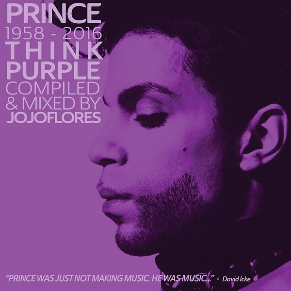 THINK PURPLE compiled and mixed by jojoflores