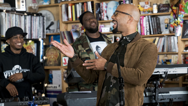 TIPP - August Greene: Tiny Desk Concert (Video) // #augustgreene #npr #tinydesk