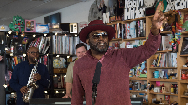 Big Daddy Kane: Tiny Desk Concert (Video)