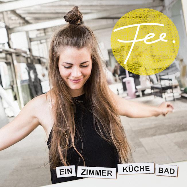 FEE. - Wie bei den Magneten (offizielles Musikvideo + Lyrics)